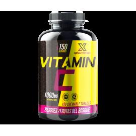 HX NUTRITION VITAMINA C 1GR. MASTICABLE 150 CAP.