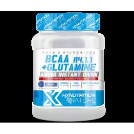 HX NATURE GLUTAMINA + BCAA 4.1.1. 500GR COLA
