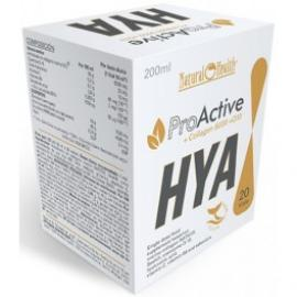 HYPERTROPHY NATURAL HEALTH HYA PROACTIVE COLAGENO 20 VIALES
