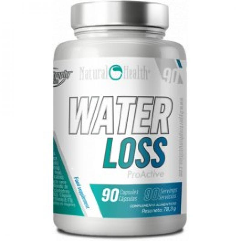 HYPERTROPHY NATURAL HEALTH WATER LOSS 90 CAP